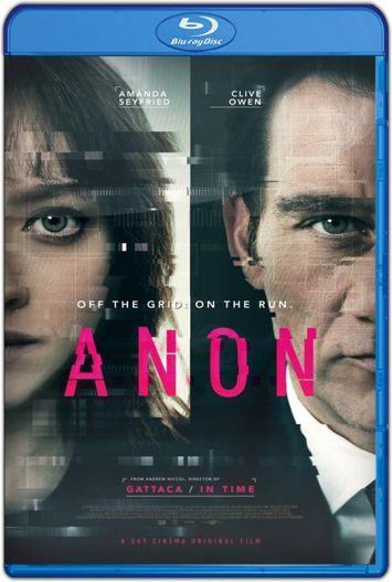 Anon (2018) HD 720p Latino
