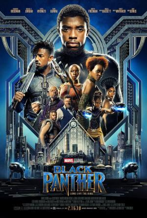 Black Panther (2018) BRRip 720p Subtitulados