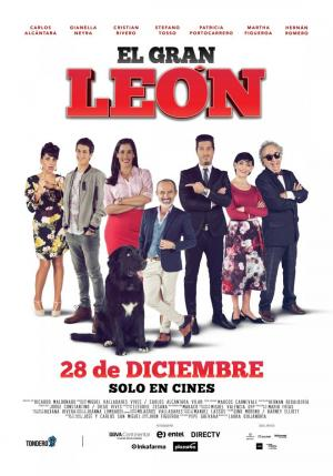 El gran León (2017) DVDRip Latino