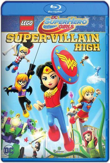 Lego Dc Super Hero Girls: Instituto De Supervillanos (2018) HD 720p Latino