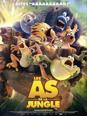 The Jungle Bunch (2017) HD 1080p Latino