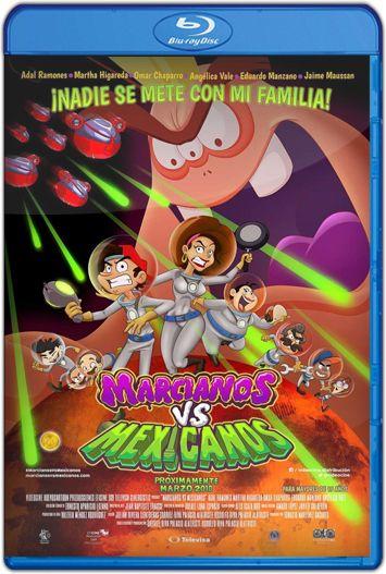 Marcianos vs Mexicanos (2018) HD 720p Latino