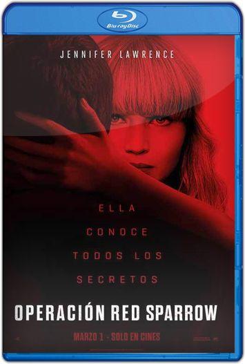 Operación Red Sparrow (2018) HD 720p Latino