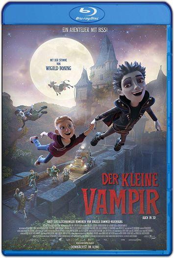 El pequeño vampiro (2017) HD 720p Latino