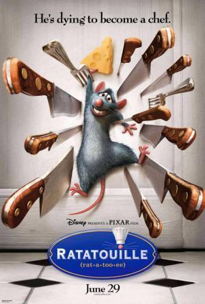 Ratatouille (2007) HD 1080p Subtitulados
