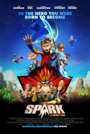 Spark: A Space Tail (2016) HD 1080p Dual Latino / Ingles