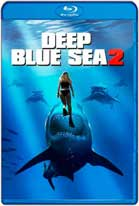 Deep Blue Sea 2 (2018) HD 1080p Español