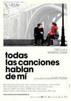 Todas las canciones hablan de mí (2010) DVDRip Español