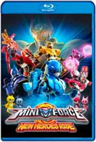 Miniforce: Los nuevos superhéroes (2018) HD 720p Latino