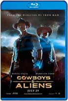 Cowboys & Aliens (2011) HD 720p Subtitulados