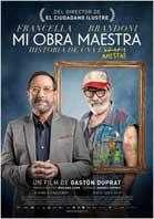 Mi obra maestra (2018) DVDRip Español