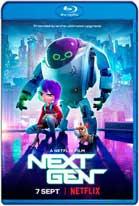 Robot 7723 (2018) HD 720p Latino