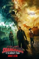 The Last Sharknado: It's About Time (2018) HDRip Subtitulados