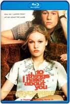 10 cosas que odio de ti (1999) HD 720p Subtitulados