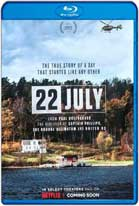 22 de julio (2018) HD 720p Latino