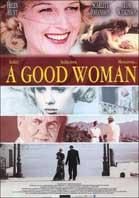 A Good Woman (2004) DVDRip Subtitulados
