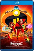 Los Increibles 2 (2018) HD 720p Latino Dual