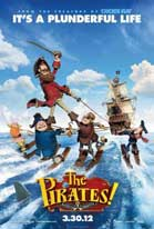 The Pirates! Band of Misfits (2012) BRRip Subtitulados