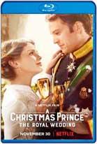 Un príncipe de Navidad: La boda real (2018) HD 720p Latino
