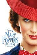 El regreso de Mary Poppins (2018) DVDrip Latino