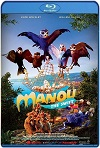 Manou the Swift /Pajaritos a volar (2018) HD 720p Latino