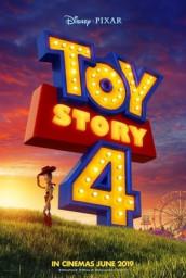 Toy Story 4 (2019) DVDrip Latino