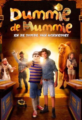 La Momia Dummie y la Tumba de Achnetut (2017) Dvdrip Latino
