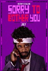 Sorry to Bother You (2018) Dvdrip