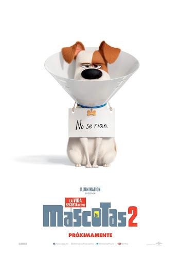 La vida secreta de tus mascotas 2 (2019) Dvdrip Latino