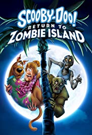 Scooby-Doo: Regreso a la Isla Zombie (2019) Dvdrip Latino