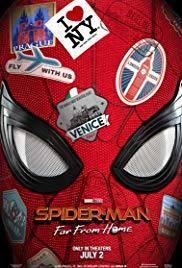 Spider-Man 2: Lejos de casa (2019) Dvdrip Latino