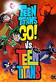 Jóvenes Titanes en Acción vs. Jóvenes Titanes (2019) Dvdrip Latino