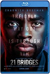 21 Bridges / Nueva York sin salida (2019) HD 720p Latino