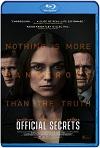 Secretos de estado /Official Secrets (2019) HD 720p Latino