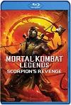 Mortal Kombat Legends: La venganza de Scorpion (2020) 1080p Latino