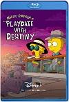 Maggie Simpson En: Jugando Con El Destino (2020) HD 1080p Corto