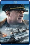 Greyhound: en la mira del enemigo (2020) HD 720p Castellano