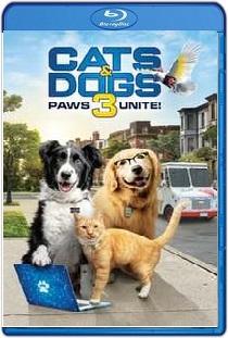 Como perros y gatos 3: ¡Todos a una! (2020) HD 720p Latino