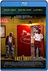 El último turno / The Last Shift  (2020) HD 720p Latino