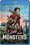 De amor y monstruos (2020) HD 1080p Latino