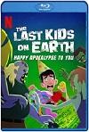 Los héroes del apocalipsis: ¡Felices días finales! (2021) HD 720p Latino