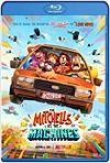 La familia Mitchell vs. las máquinas (2021) HD 1080p Latino