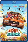 La familia Mitchell vs. las máquinas (2021) HD 720p Latino